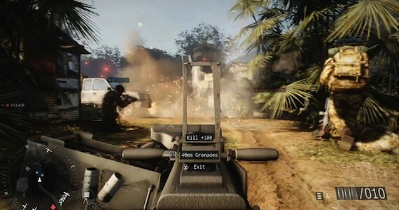 Medal of Honor Warfighter Review - Multiplayer