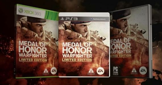 'Medal of Honor: Warfighter' Trailer Reveals Date, Limited Edition