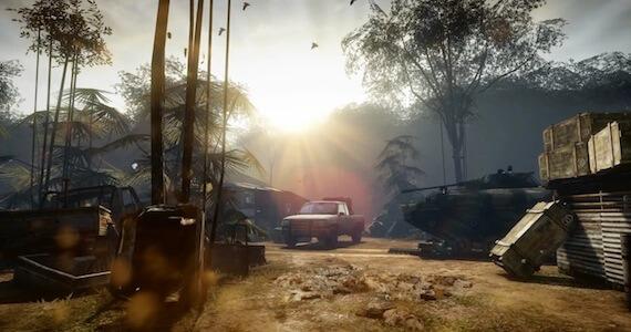 Medal of Honor Warfighter Tungawan Multiplayer Trailer