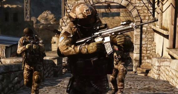 Medal of Honor: Warfighter (Zero Dark Thirty Launch Trailer)