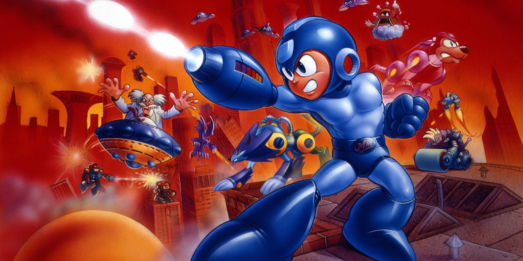 Mega Man TV Series Footage Gives Blue Bomber New Coat of Paint