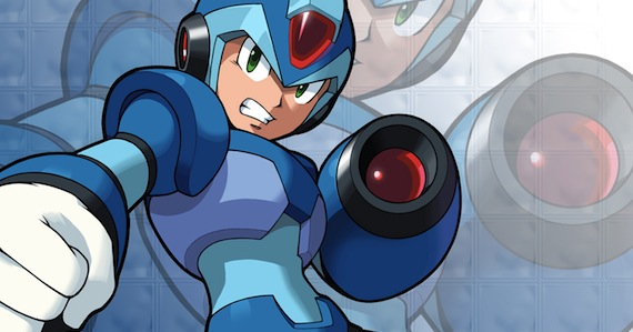 Mega Man Costume DLC for Ultimate Marvel vs Capcom 3