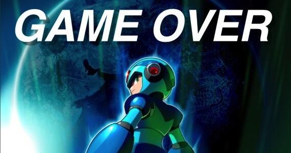 Mega Man Online Cancelation