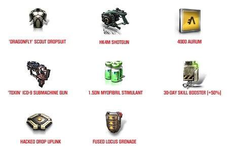 Merc Pack Icons