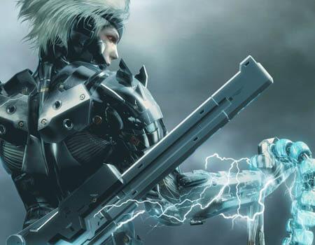 Metal Gear Rising Revengeance - Banter
