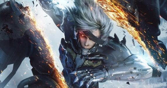 'Metal Gear Rising: Revengeance' Box Art Released