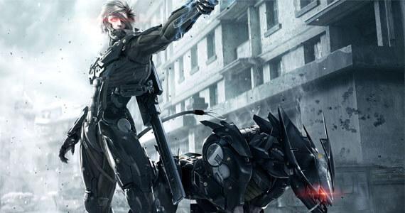 'Metal Gear Rising: Revengeance' Demo Arriving Next Week
