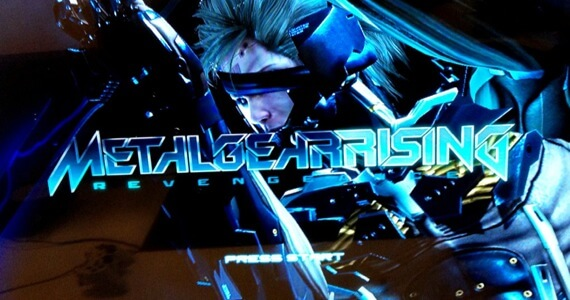 Metal Gear Rising Revengeance E3 Demo