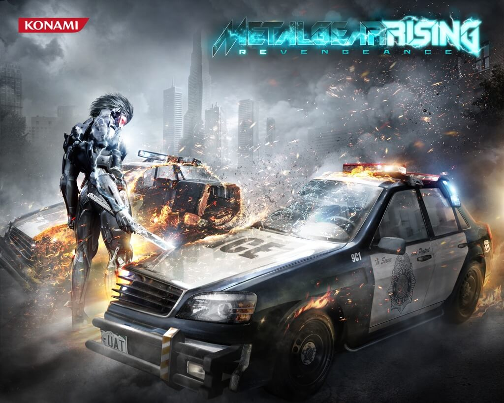 'Metal Gear Rising: Revengeance' Hands-On Preview
