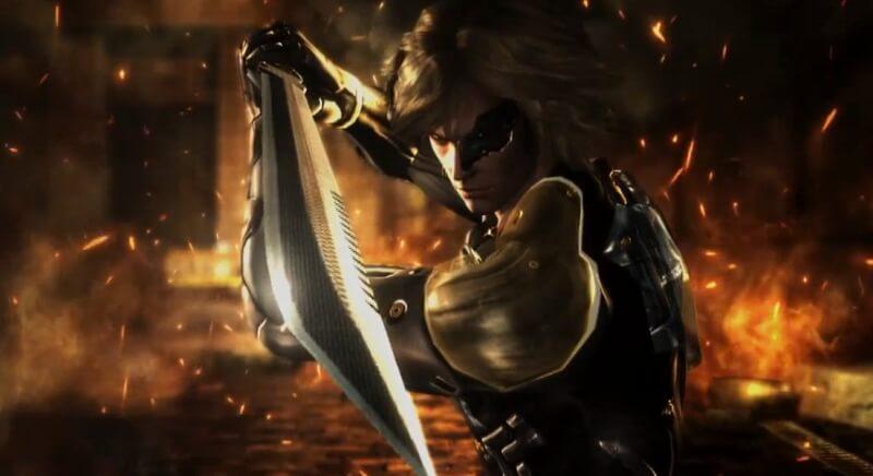 Metal Gear Rising: Revengeance (E3 2012)