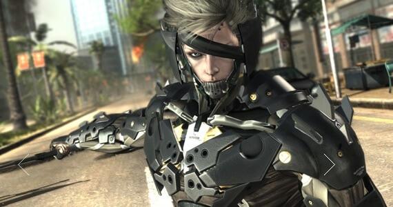 Kojima Cancelled 'Metal Gear: Rising'; Platinum Reinvented 'Revengeance'