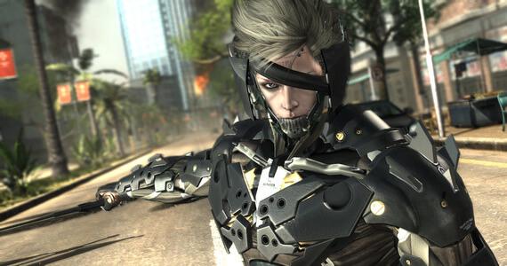 Metal Gear Rising Revengeance Review