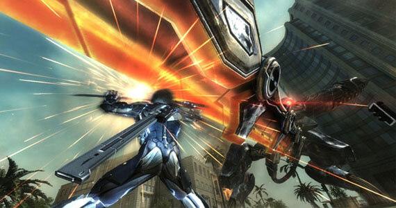 Metal Gear Rising Revengeance Screenshots