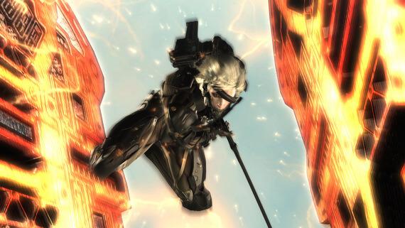 Metal Gear Rising Revengeance Traversal