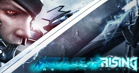 'Metal Gear Rising: Revengeance' Viral Marketing Videos Tease Raiden's Story