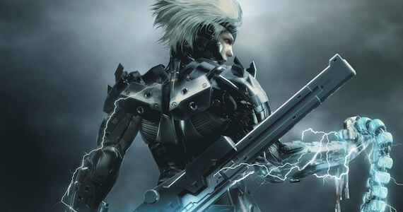 Spike VGAs 2011: 'Metal Gear Rising: Revengeance' Trailer