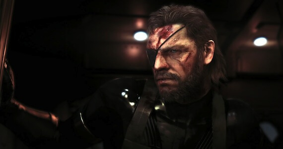 'Metal Gear Solid 5' and 'Ground Zeroes' are Two Separate Games
