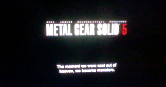 When Will Konami Reveal and Release 'Metal Gear Solid 5'?