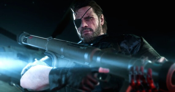 'Metal Gear Solid 5: The Phantom Pain' Multiplayer Gameplay Revealed