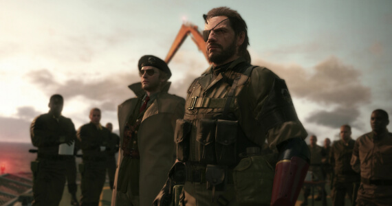 'Metal Gear Solid 5' Multiplayer To Be Unveiled Soon