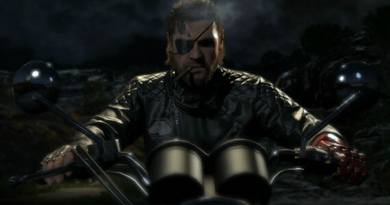 Kojima Explains Why Snake Has a New Voice Actor in 'Metal Gear Solid 5'