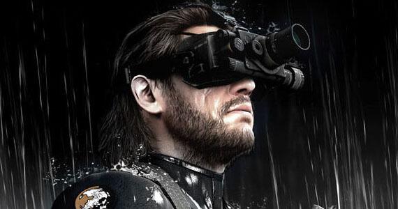 Metal Gear Solid 5 The Phantom Pain screenshots
