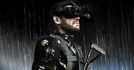 Metal Gear Solid Ground Zeroes Revealed