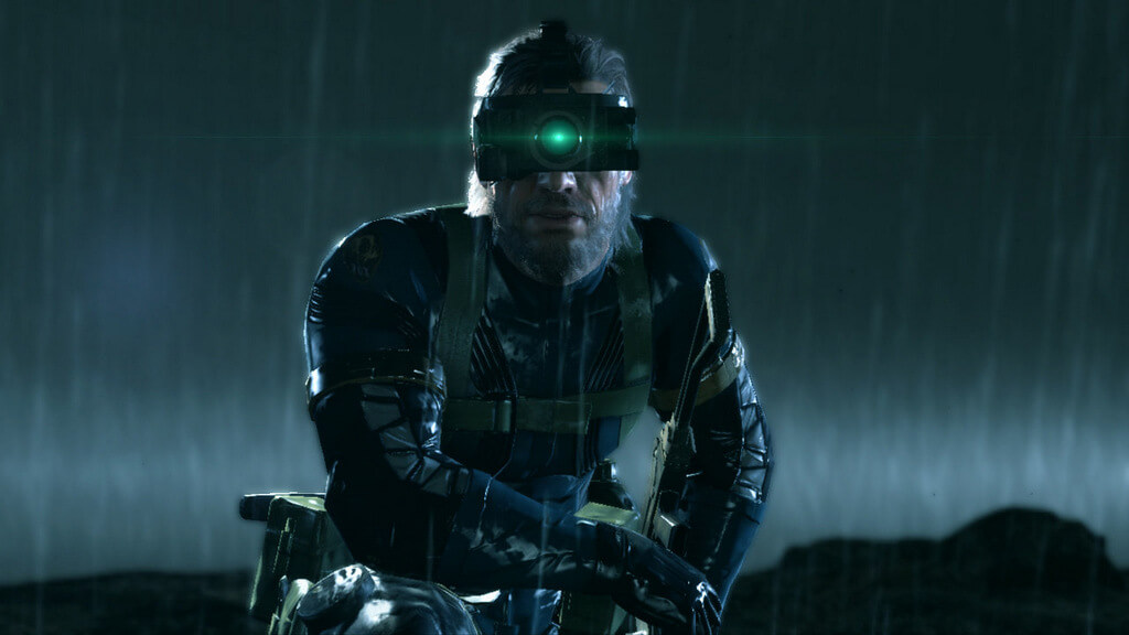 'Metal Gear Solid: Ground Zeroes' High-Res Screenshots & New Details
