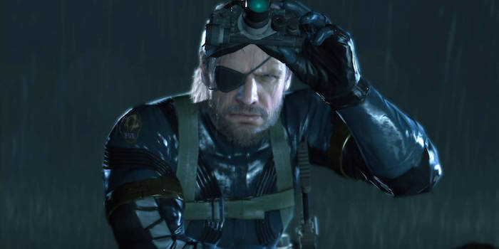 'Metal Gear Solid V' Release Date Uncovered by Financial Reports?