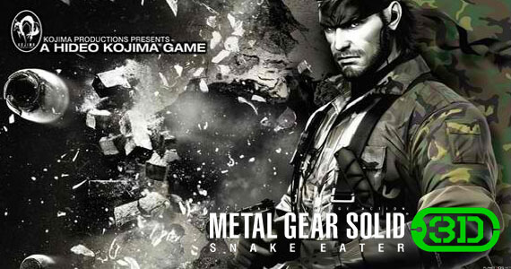 'Metal Gear Solid: Snake Eater 3D' Review