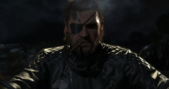 'Metal Gear Solid 5': Will Konami Announce David Hayter is Voicing Snake?