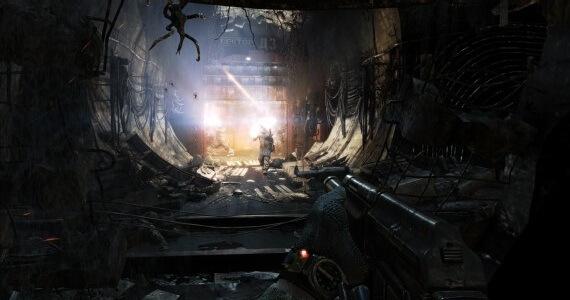 Metro Last Light Delayed to 2013
