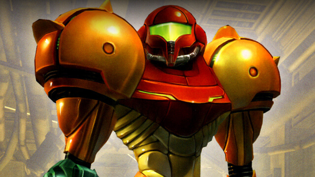 Metroid Prime Once Contained Full Super Metroid Game