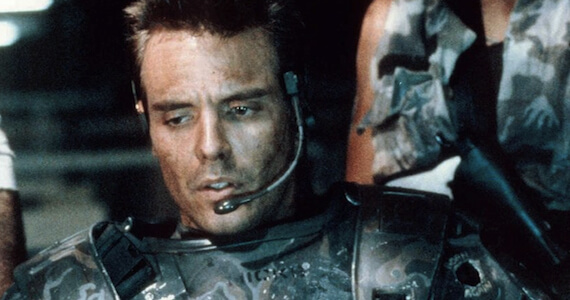 Michael Biehn on Aliens- Colonial Marines