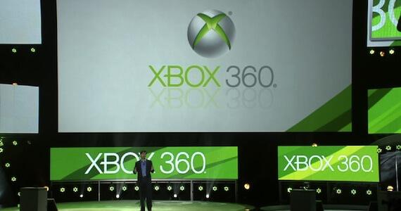 Microsoft E3 2012 Press Conference Xbox Live Stream