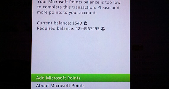 Microsoft Officially Eliminating MS Points in the Next-Gen