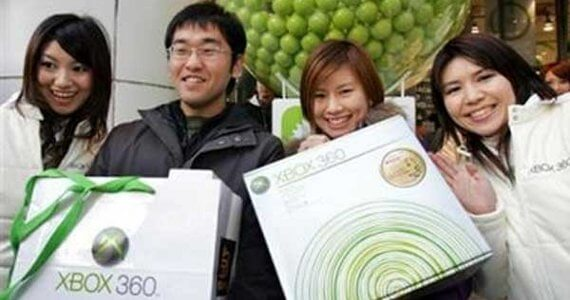 Microsoft Committed to the Xbox 360 in Japan