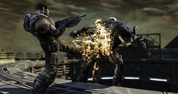 Microsoft Press Conference Preview - Gears of War 3