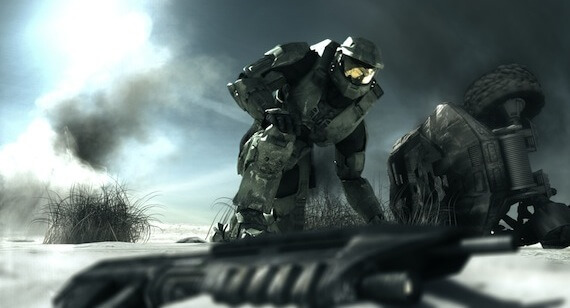 Microsoft Willing to Finance Halo Movie