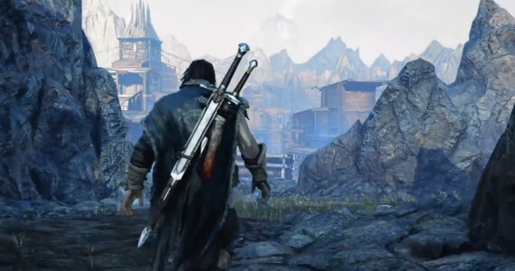 Middle-earth: Shadow of Mordor (Alpha)