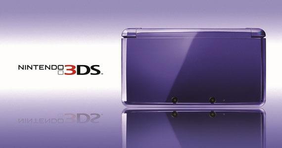 Purple 3DS Release Date