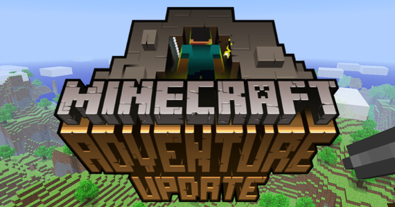 Minecraft Adventure Update Playable At PAX