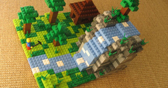 LEGO Officially Developing 'Minecraft' Sets