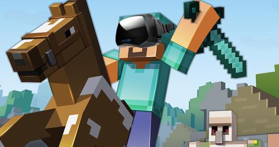 'Minecraft' Could Still Get Oculus Rift Support