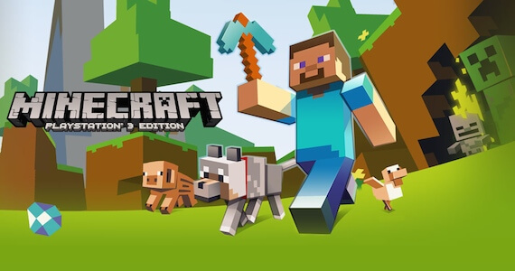 'Minecraft' PS3 Coming to Retail