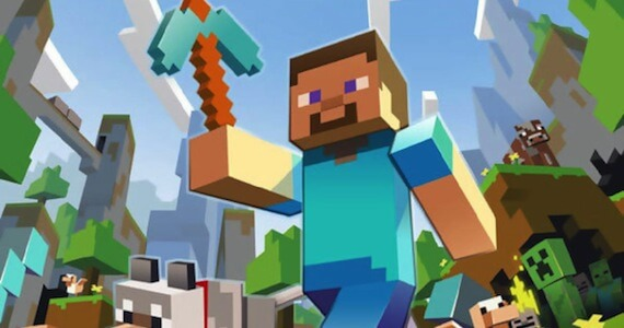 Mojang Inks Publishing Deal for 'Minecraft' Books and Magazines