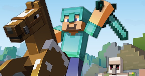 Minecraft Xbox 360 12 Million Sales