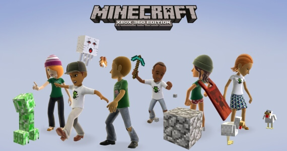 Minecraft Xbox 360 Sales, Conan O'Brien's Review & Another Legal Mess
