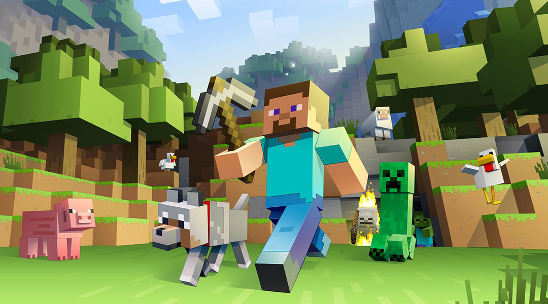 Minecraft Getting Cross-Platform Play on PS4, Xbox One, and Mobile?