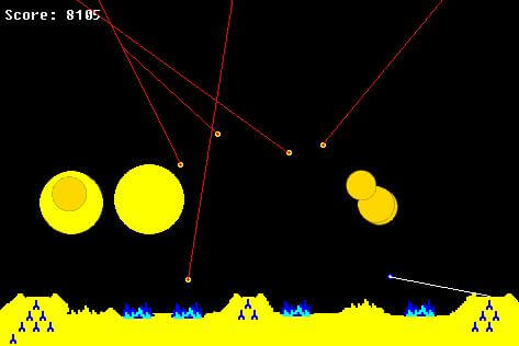 Missile Command Atari Selling Bankruptcy